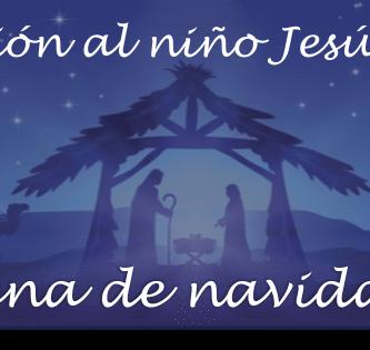 Oración al niño Jesús novena de navidad