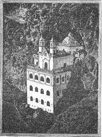 segundo templo las lajas