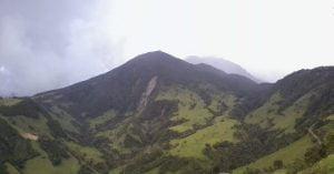 Cerro montoso