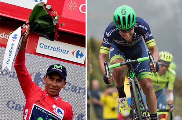 Chaves y Quintana vuelta a España