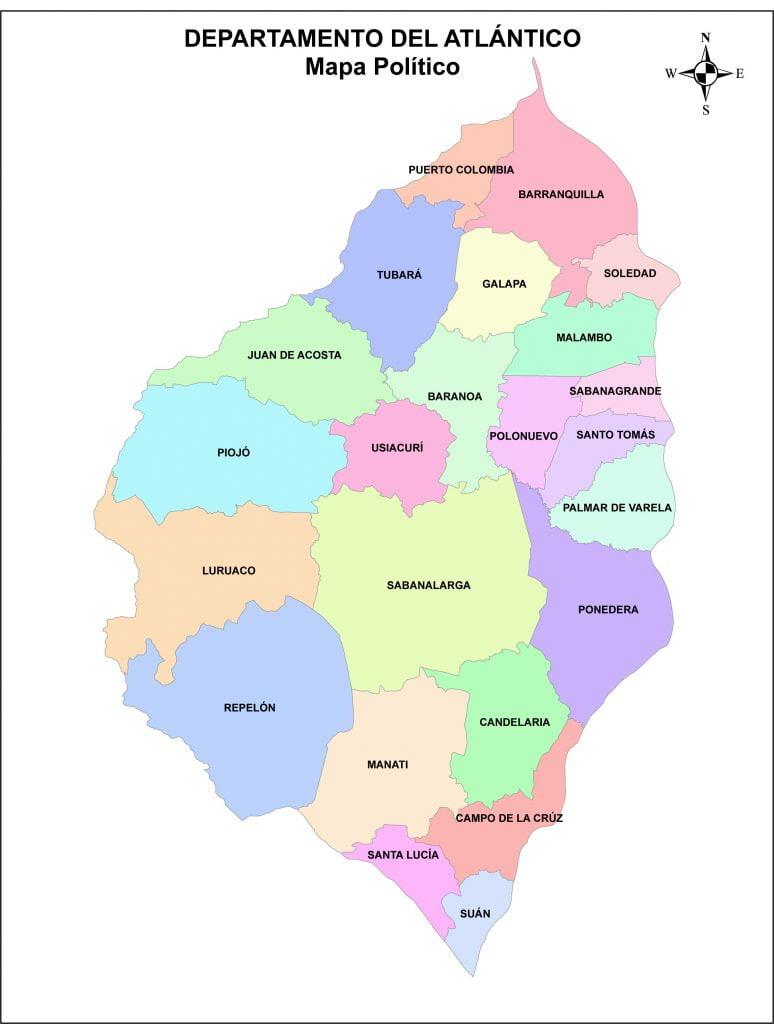 municipios de atlantico