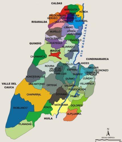 municipios de tolima