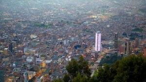 Torre Colpatria Bogota