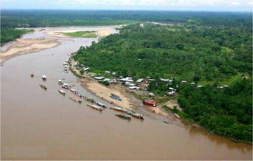 rio putumayo