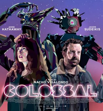 colosal poster