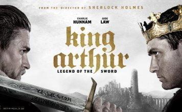 rey arturo la leyenda poster