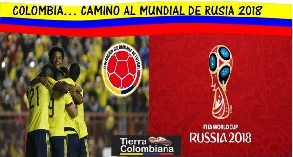 la selecci 243 n colombia camino al mundial de rusia 2018