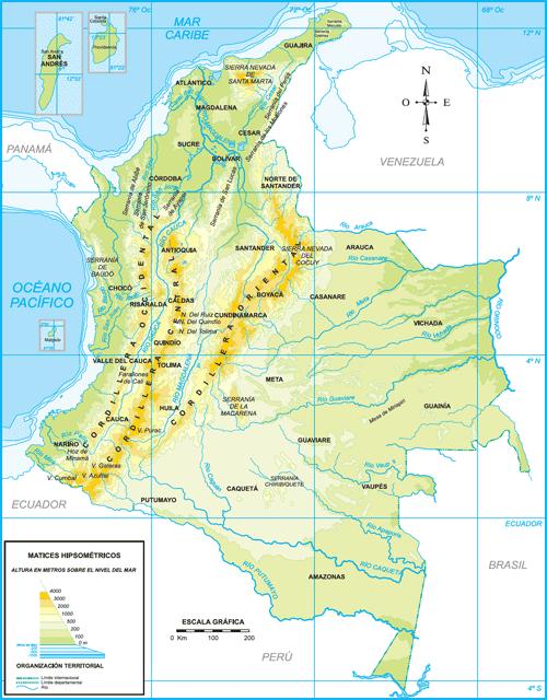 Rios mas importantes de colombia tierra colombiana thecheapjerseys Choice Image