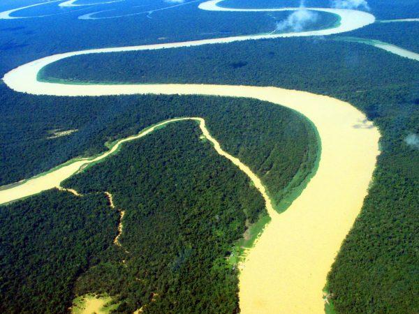 rios de colombia
