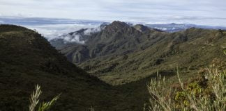 Parque Natural Regional Vista Hermosa Monquentiva, tomado de internet