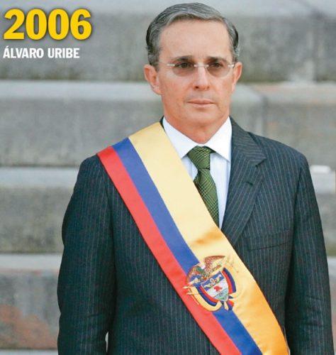 Resultado de imagen para alvaro Uribe Vèlez