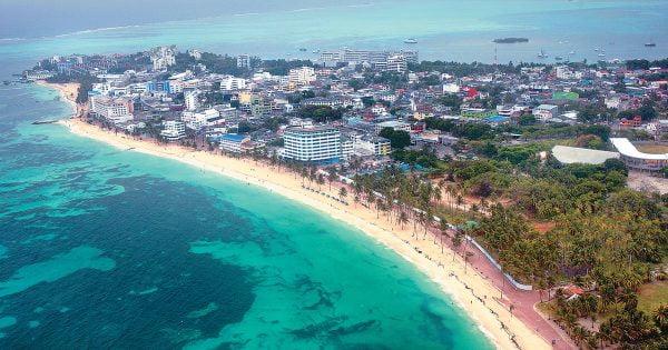 Isla de San Andres (Colombia)- Fotografía tomada de Internet.