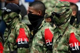 Integrantes grupo ELN- Fotografía tomada de internet.