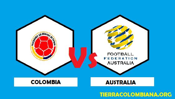COLOMBIA V AUSTRALIA