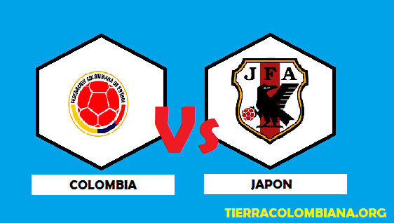COLOMBIA VS JAPON