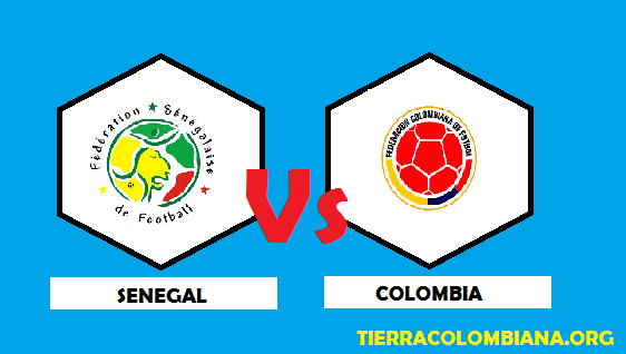 SENEGAL VS COLOMBIA
