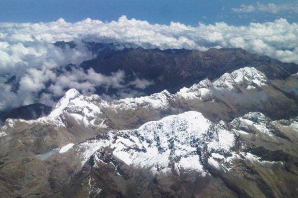 Cordillera Montañosa Sierra Nevada de Santa Marta