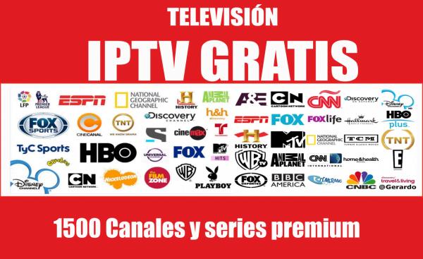 listas m3u de televisión iptv para Colombia - Tierra Colombiana