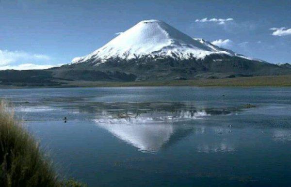 Nevado del Ruiz, Colombia; Fotografía tomada de internet.