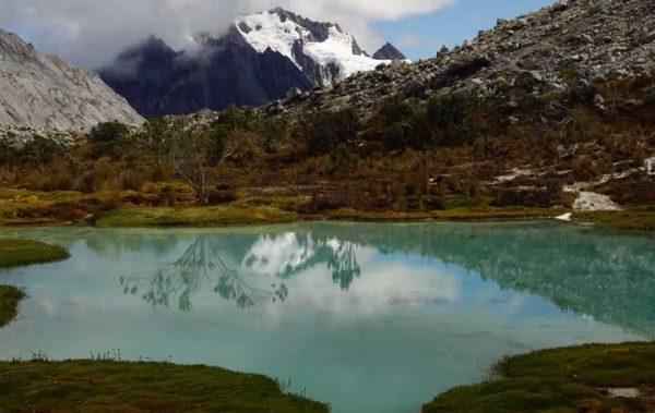 Parque nacional Natural Las Hermosas; fotografía tomada de Internet.