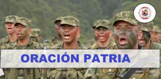 Oracion Patria