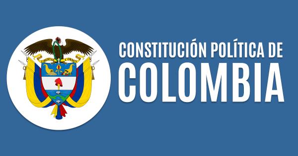 Constitución Política De Colombia Tierra Colombiana
