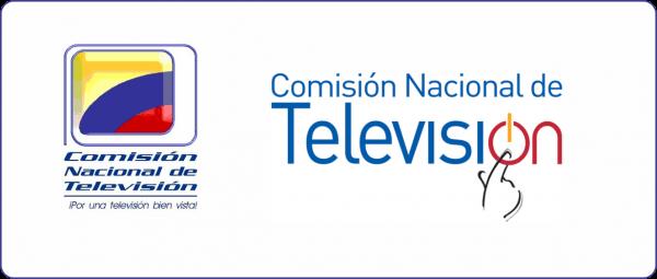 logo comision nacional de television