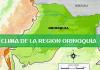 CLIMA DE LA REGION ORINOQUIA