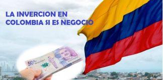 Invertir en colombia