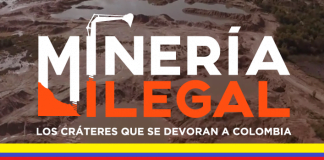 mineria ilegal en colombia