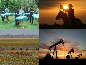 Cultura y paisaje de la Orinoquia.