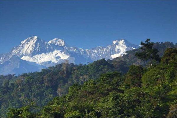Montañas de Colombia; imagen toma de internet.