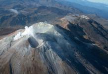 Nevado Cumbal; Fotografía tomada de internet.