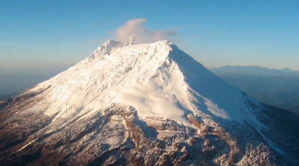 Nevado del Huila; Fotografía tomada de internet.