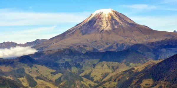 Nevado del Tolima; gotografía tomada de internet.