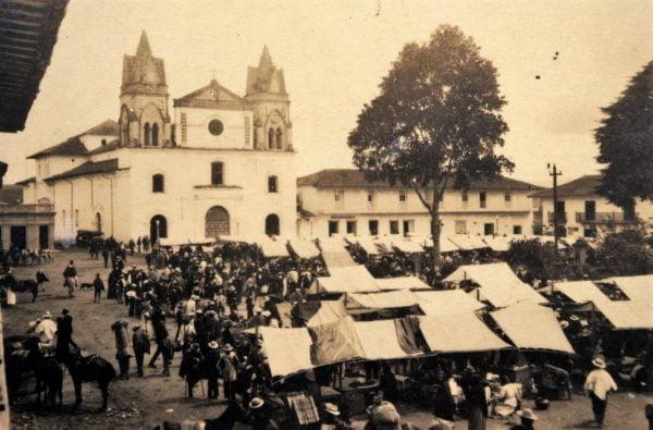 Batalla de Cascajo, Rionegro Antioquia; Fotografia tomada de internet.