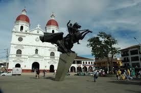 Municipio de Rionegro Antioquia; Fotografia tomada de internet.