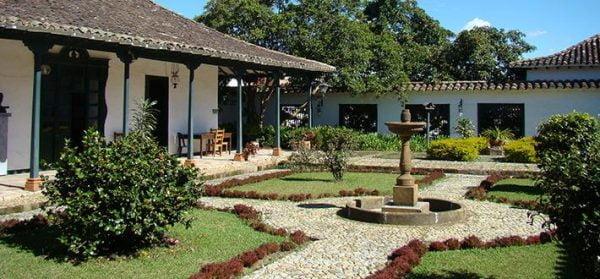 Museo historico Casa de la Convencion, Rionegro Antioquia; fotografía tomada de internet.