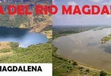Donde nace el rio Magdalena