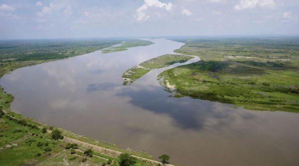 Rio Magdalena, fotografiía tomada de internet.