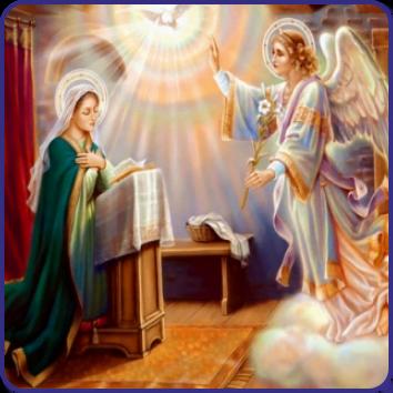 angel anuncia a maria