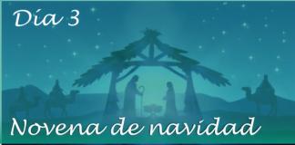 novena de navidad dia 3