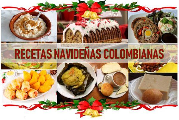 Recetas faciles para la cena de navidad en colombia