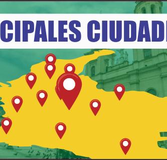 ciudades mas importantes de colombia