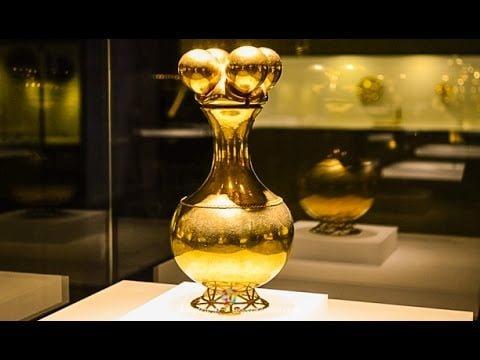 dunjo museo de oro