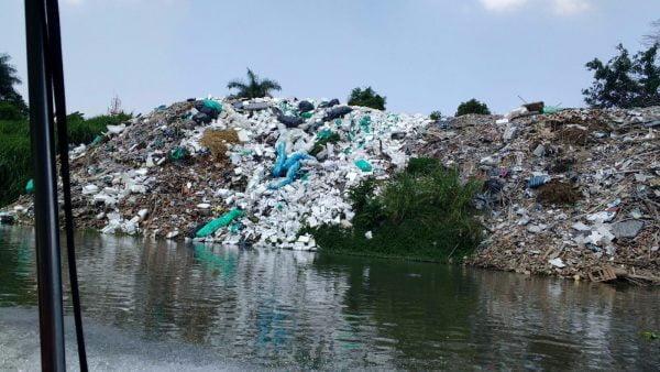 Contaminacion rio cauca