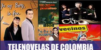 colombia telenovelas