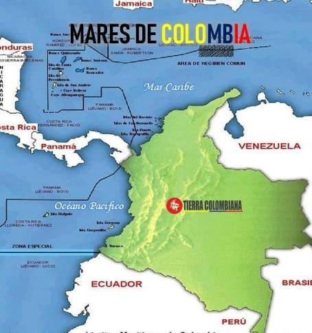 mares de colombia