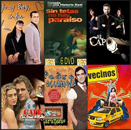telenovelas de colombia