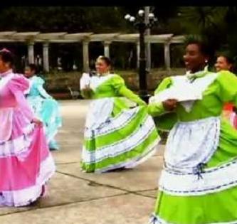 Bailes de la region insular